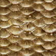 Fish scales seamless pattern — Stock Photo