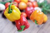 Sweet pepper — Stock Photo