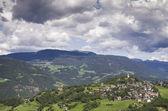 Village of South Tyrol (Bolzano) — Stock Photo