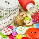 Sewing set — Stock Photo
