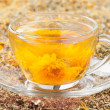 Cup of healthy tea — Stock Photo #24681111