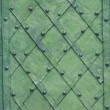 Background of decorated door with wrought iron — Stock Photo #28695167