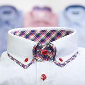 Fashion man business shirt — Stock Photo