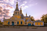 Church in Minusinsk — Stock Photo