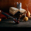 Fine art Still Life — Stock Photo