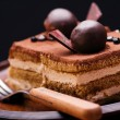 Foto Stock: Chocolate cakes