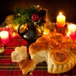 Christmas still life — Stock Photo #36168149