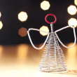 Christmas Angel decoration — Stock Photo #14051741