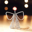 Christmas Angel decoration — Stock Photo #14051749