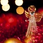 Christmas Angel decoration — Stock Photo