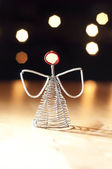 Christmas Angel decoration — Stock Photo