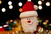 父のクリスマス サンタ クロース グッズ — ストック写真