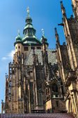 Temple of St. Vitus in Prague 1 — Stock Photo