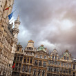 Grand Place, Brussels, Belgium — Stock Photo