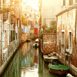 Canal in Venice, Italy — Stock Photo #35139889