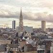 Stock Photo: Cityscape of Brussels, Belgium