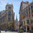 Stock Photo: Barcelona, Spain - 17 april 2013: Photo of famous ViLaietans