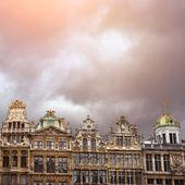 グランプラス、ブリュッセル、ベルギー — ストック写真