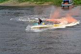 Festival of water sports. Tyumen, 10.08.2013 — Stock Photo