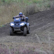 ATVs races — Stock Photo