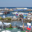 Port, mooring in Anapa, Krasnodar Krai — Stock Photo #35271253