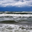 Waves of Black Sea, Anapa, Krasnodar Krai — Stock Photo #40951647