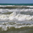 Big waves on sea. — Stock Photo #41215621