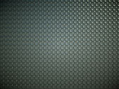 Black bulging circles texture or background — Stock Photo