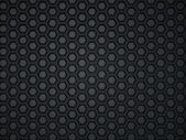 Leather background or texture with cells — Stock Photo