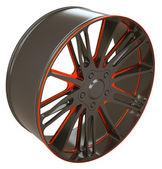 Vehículo disco o rueda aislado — Foto de Stock