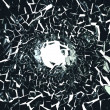 Shattered glass pattern — Stock Photo #37679297