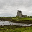 Medieval castle in Ireland — Stock Photo