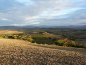 Val d Orcia — Stock Photo