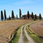 House in Tuscany — Stock Photo