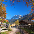Autumn in South Tyrol — Stock Photo #50265269