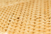 Natural wicker background — Stock Photo