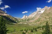 Veny valley - Italian Alps — Stock Photo