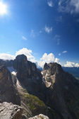 Pale di San Martino, Italy — Stock Photo