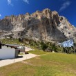 Stock Photo: Alto Adige - Sassolungo mount