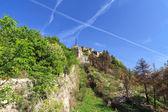 Sperone fortress, Genova — Stock Photo