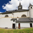 Church in Laste — Stock Photo