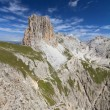 Dolomiti - Catinaccio group — Stock Photo