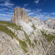 Dolomiti - Catinaccio group — Stock Photo #18281225