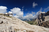 Dolomites - Pale di San Martino — Stock Photo
