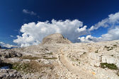 Pale di San Martino plateau — Stock Photo