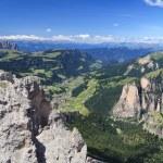 Dolomiti - Val Gardena — Stock Photo