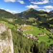 Royalty-Free Stock Photo: Laste and Cordevole valley