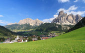 Corvara - Val Badia — Stock Photo