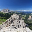 Alto Adige - Val Gardena — Stock Photo