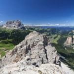 Alto Adige - Val Gardena — Stock Photo